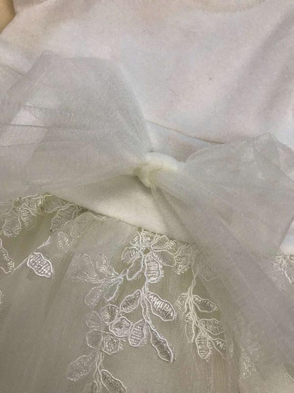 Exkluzív alkalmi pamut ruha - Trimexbaby babaruha webáruház d23d40c081