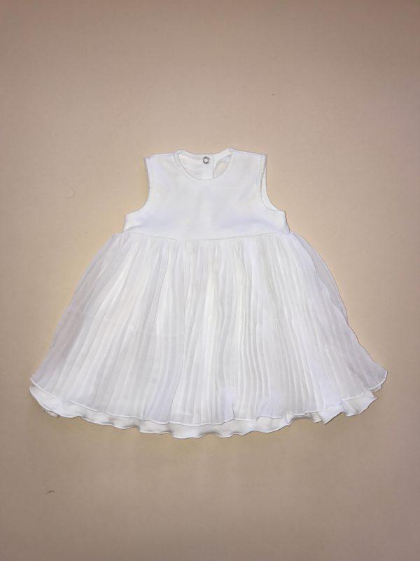 Pliszírozott aljú pamut ruha - Trimexbaby babaruha webáruház 306881d1a2
